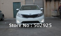 High quality KIA K2 / 2012 KIA new RIO led daytime running light drl CPAM EMS DHL UPS  retail wholesale