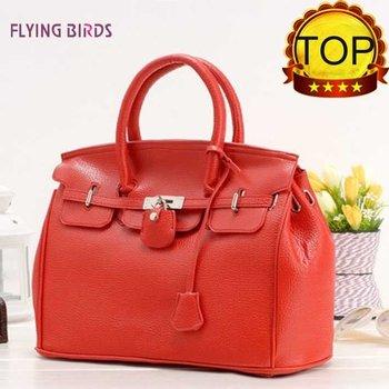 FLYING BIRDS Hot Sale Fashion women Handbag Women Shoulder bags Ladies Messenger PU Leather Bag HE002 HE8612