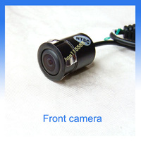 Front car camera 18.5mm Car bumper embeded with g mini car bumper camera Free Shipping