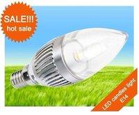 free shipping hot sale led light 3W E14/E27 LED candle light