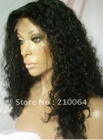 14inch-22inch 100% indian remy hair full lace wigs  free shipping
