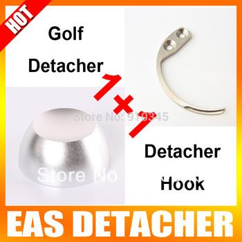 1Pc 12,000gs Golf Detacher 1Pc Detacher Hook Key Tag Remover EAS System The Security Detacher