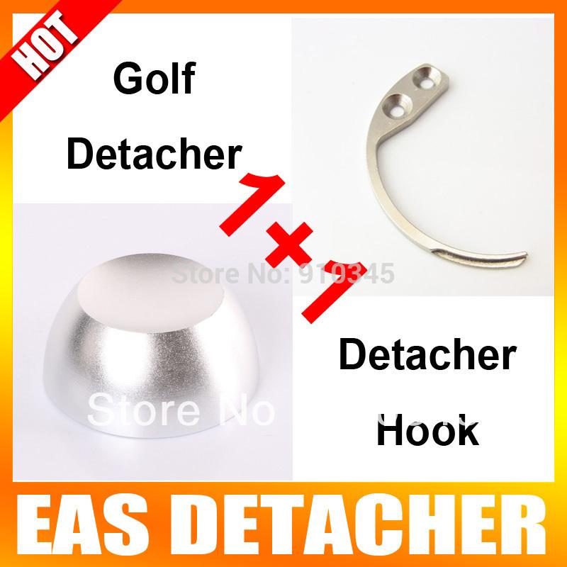 1Pc 12,000gs Golf Detacher 1Pc Detacher Hook Key Tag Remover EAS System The Security Detacher(China (Mainland))