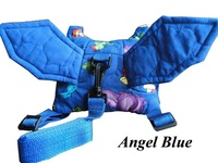 New Arrive--Baby/Children/Toddler/Infant Safety Safe Security Harness Backpack Strap Belt Leash Bag--Angel Blue