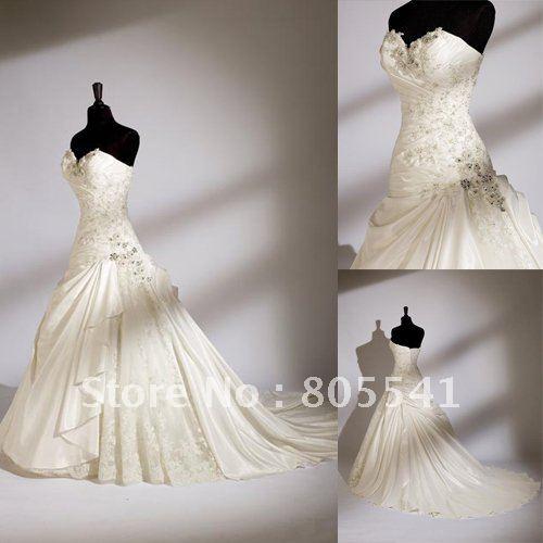 Design A Real Wedding Dress Online