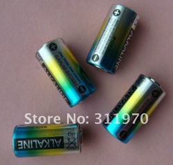Free shipping 50pcs/lot 100% Brand New high quality high Capacity 6V 4LR44 alkaline battery for electronic devices(China (Mainland))