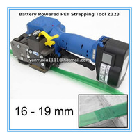 Z323 Electric  Battery Powered PET strapping tools for 12.7-19MM PET&PP strap