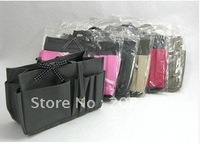 Free shipping  factory directly production hand bag organizer purse organizer insert handbag for sample order