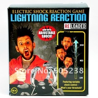 Free shipping Paladone Electric Shocking Lightning Reaction Reloaded