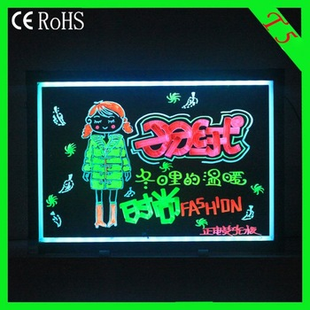 LED  advertising boards  57T5     Best Party Supplies Led Stand Russia new products for 2014
