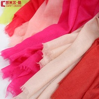 2014 new fsahion scarf wholesale+Graranteed 100% Cashmere Scarf +Supper thin D110029-O pure cashmere scarf