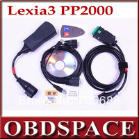 Lexia3 V48 PPS Citroen/Peugeot Diagnostic Tool PP2000 lexia 3 interface Newest Diagbox V7.24 Software