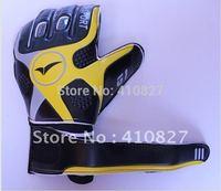 2012 New Arrivel Football Goalkeeper Gloves Sport Gloves Soccer Goalkeeper Gloves QH-529