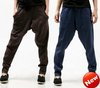 NWT Mens Casual Athletic Hip Hop Sporty Baggy Low Crotch Harem Long + Cropped Sweat Pants Sweatpants Sport Pants Free Shipping