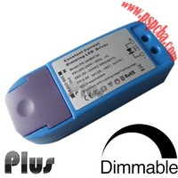 Retail Triac constant current 300mA dimmable led driver 8W(8*1W)~12W(12*1W) with CE and SAA certificate