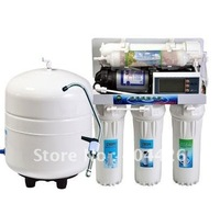 JS-008 RO pure water system(need power, 5 stages filters)  Household necessary !