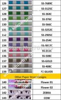 DHL Shipping 3000pcs Free shipping Paper Straws, Striped Paper Straws, Drinking Paper Straws 60 colors mix   25pcs Packing