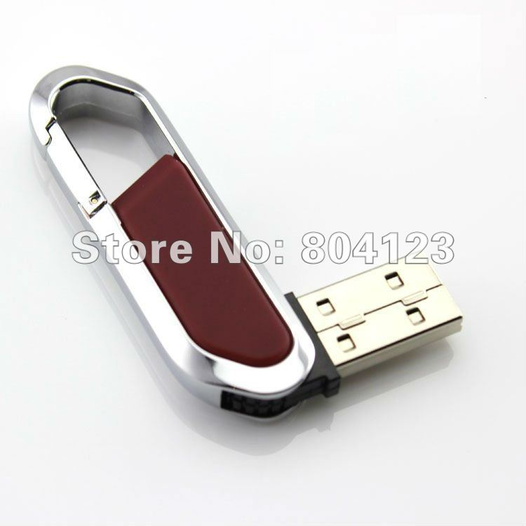 Free Shipping USB Flash Memory Thumb Disk flashdrive 8G 16g 32g 64g USB Carabiner Shaped Jump Drive flashdisk USB Memory Stick(China (Mainland))
