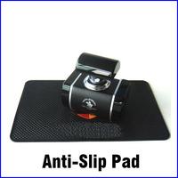 Powerful Silica Magic Sticky Pad Anti-Slip Pad Non Slip Mat with Car Mark for Phone PDA mp3 mp4