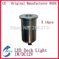 1Watt LED Underground light, LED Deck Light