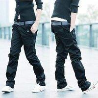 Free Shipping 2012 Hot Men's Pants Leisure Straight ,dress,Fashion Trousers,Casual Pants,2 Colors: Size:28-34 wholesale LP1