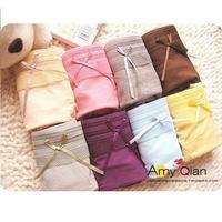 Ladies Bamboo Fiber Modal Underwear / Womens Fashion Colorful Sexy Panties (KE-11)
