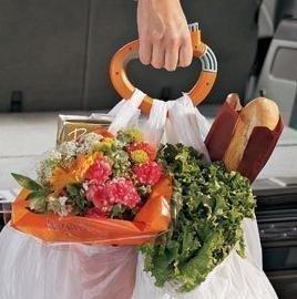 One Trip Grip Grocery Bag Holders As Seen On TV (KA-35)