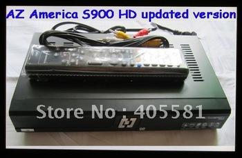 New Arrival  AZ box S900 HD , Azbox  DVB-S2 S900 HD TV digital satellite receiver (Nagra3) decoder,can be updated  HD decoder
