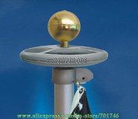 20LED  Solar flagpoles light 100% solar powered+20LED solar light 20pcs/lot Free shipping