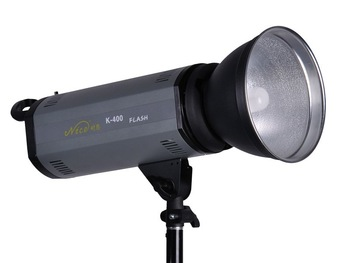 Nicefoto Studio Flash K-500, 500WS, with digital display, Suit for Wedding,Advertisement,Portrait Photography