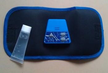 Free shipping Hot sale AB Gymnic Electronic Muscle massager Arm leg Waist Massage Belt/ slimming belt