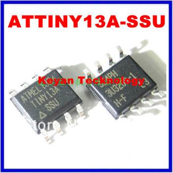 Wholesale>>>> Free Shipping 10PCS/LOT ATTINY13 ATTINY13A  ATTINY13A-SSU