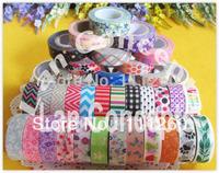 Free shipping 10M Japanese Washi Masking Adhesive Tape for Decoration Scrapbooking - 15pcs/lot LPT0001A