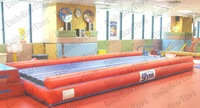 SP27 USA/EU  8m 26ft  Inflatable  Air Track / tumble piste / deck / gym cushion +CE/ULBlower+Repairt Kits