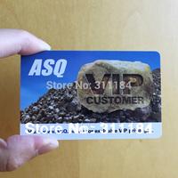 pvc plastic card / plastic business card printing / pvc card printing