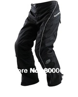 No.8021 Troy Lee Designs Rev TLD Pants MTB DH BMX Zip-off TLD Motocross Motorcycle Racing Pants Paded Black 30/32/34/36/38