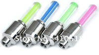 10 pcs Car Bike Bicycle Tire Wheel Valve Led Flash Light