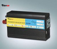 300W 12V/220~240V Pure Sine Wave Power Inverter(600w surge power) Free shipping