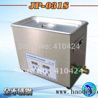 JP-031S 110V / 220V 6.5L Digital Ultrasonic Cleaner Industrial Cleaning Washing Machine , High Quality