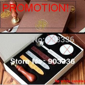 Wholesale stamps, ancient wax seal deluxe suit, Sealing wax stamp,  26 letters suits at your choice, Free Shipping