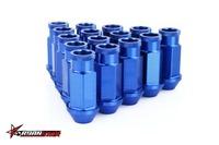 SPEC LIGHT WEIGHT WHEEL RACING LUG NUTS P:1.5/1.25, L:52mm (20Pcs/Set)