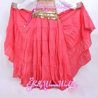 [Free Free Shipping]3Pcs/Lot Belly dance Wear/New Gypsy Belly Dance Costume Bohemia Skirt 13Colors Avail