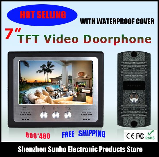 Видеодомофон OEM 7 /, handfree, HN-777N