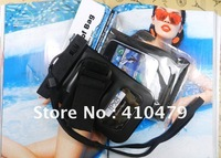 NEW  Underwater Waterproof Case Bag for Phone /iPod /iPhone 4/MP3/mp4,Free shipping