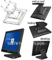 "LILLIPUT FA1000-NP/C/T 9.7"" 5-wire Resistive Touch Screen Monitor with HDMI, DVI, VGA & AV Input"