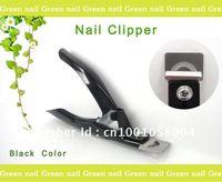 100% Brand New Manicure Tool Acrylic Gel/ False Nail Clipper / art Edge Cutter Tips Convenient Top tip cutter