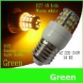 E27 warm White 48 SMD LED Light Bulb Lamp 220-240V NEW lamp Home Garden free shipping