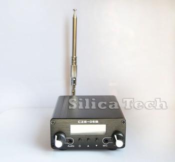 CZE-05B 0.1W/ 0.5W FM transmitter stereo pll radio broadcast Kit