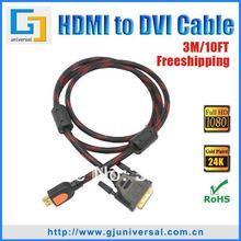 wholesale dvi cable hdmi