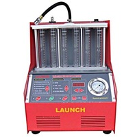 Launch CNC602A Injector Cleaner And Tester with the can be discussed shipping price